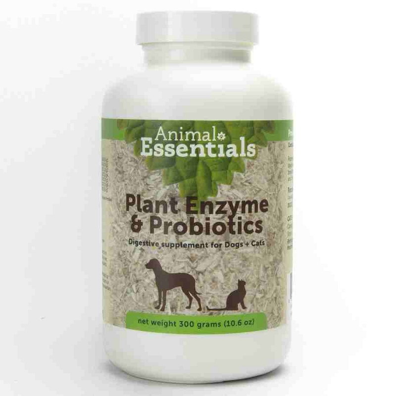 Plant digestive enzymes for dogs supplements